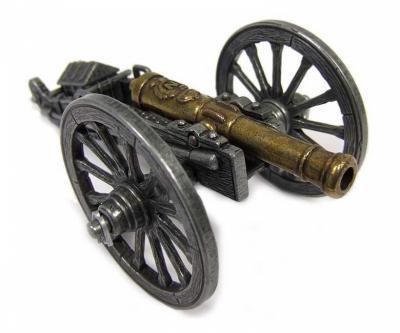 Пушка декоративная (Франция, 1806 г., Грибоваль) DE-420