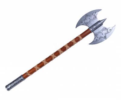 Секира (боевой топор) валькирий, слуга Одина, сталь (DE-614-G)