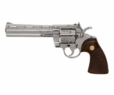 Макет револьвер Colt Python 6