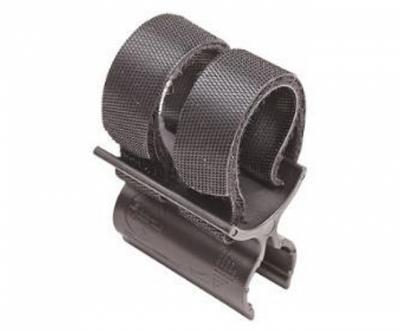 Кронштейн для фонаря NexTORCH - клипса на ствол, липучки под фонарь, жаростойкий до 160°