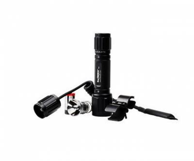 Комплект - фонарь тактический NexTORCH T6A LED 160 с выносной кнопкой