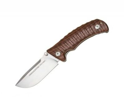 Нож складной Fox Pro-Hunter FX-130DW Desert Wood