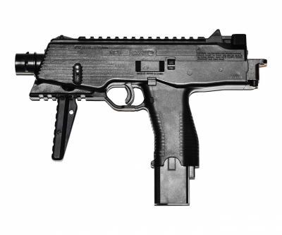 Пневматический пистолет-пулемет Gamo MP9 CO2 Tactical, пулевой