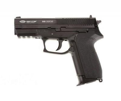 Пневматический пистолет Gletcher SS 2202 (металл)