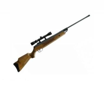 Пневматическая винтовка Hatsan 135 SP (дерево, прицел 3-9x32)