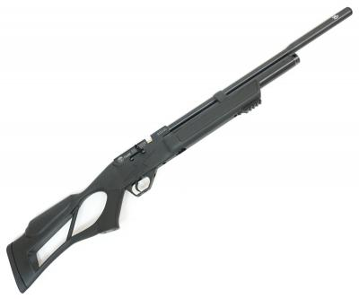 Пневматическая винтовка Hatsan Flash QE (PCP, модератор, 3 Дж) 6,35 мм