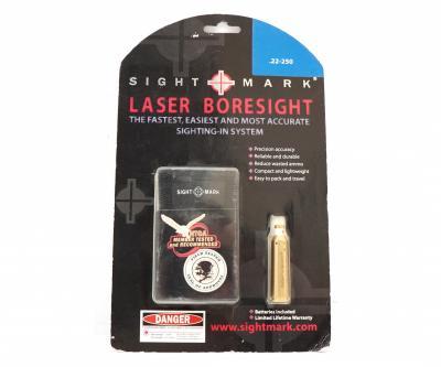 Лазерный патрон Sightmark для пристрелки .22-.250 (SM39020)