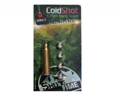 Лазерный патрон ShotTime ColdShot калибр .222Rem