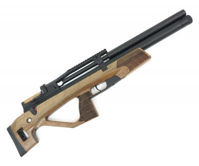 Пневматическая винтовка Jaeger SPR Булл-пап (PCP, редуктор, ствол 470 мм, чок) 6,35 мм