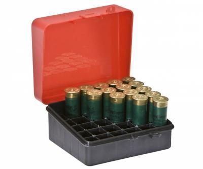 Коробка Plano 25 патронов, калибр 12-16, 121601