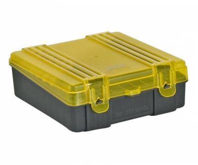 Коробка Plano 100 патронов, 357 калибра, 122500
