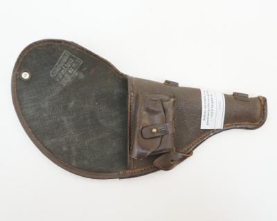 Кобура штатная к револьверу Наган 40-50-60-х годов (раритет)