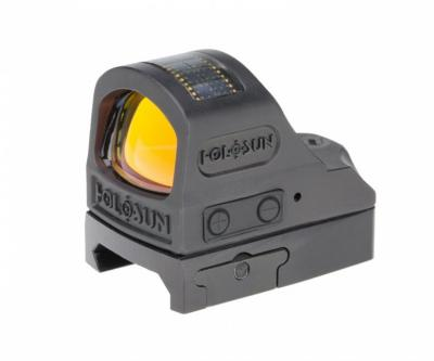 Коллиматорный прицел Holosun Open Elite micro HE508T-RD, Weaver/Picatinny