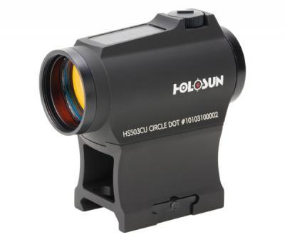 Коллиматорный прицел Holosun Paralow HS503CU