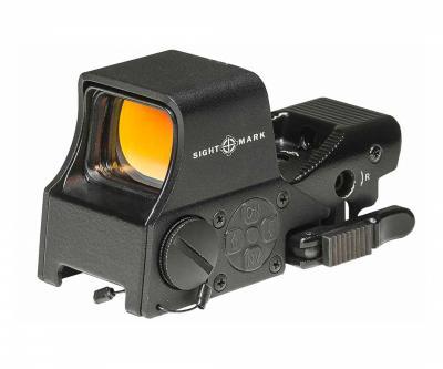 Коллиматорный прицел Sightmark Ultra Shot M-Spec NV, панорамный, 6 ур., 6 режимов для ПНВ (SM26005)