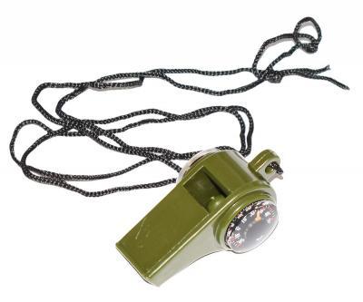 Компас Н 3-1, свисток, термометр, компас