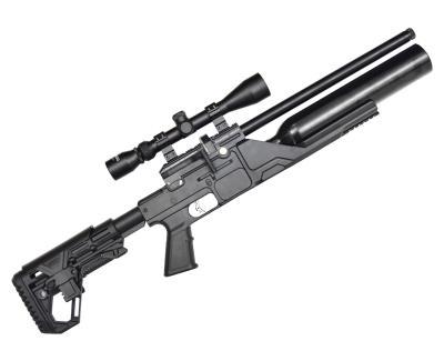 Пневматическая винтовка Kral Puncher Jumbo NP-500 (PCP, 3 Дж) 4,5 мм