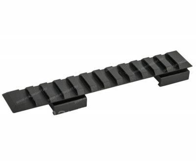 Кронштейн CZ-527 Picatinny, 12 слотов, длина 137 мм (527.01)