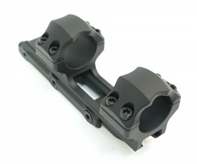 Кронштейн UTG ACCU-SYNC 26 мм на Weaver со смещением 34 мм, h=18 мм, база 100 мм