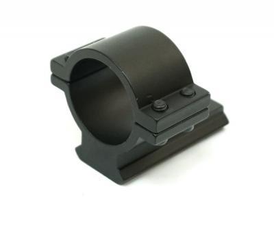 Кольцо 25,4 мм на оптику, с планкой Weaver (BH-ML07)