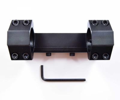Кронштейн 25,4 мм монолит на «ласточкин хвост», низкий, 10 см (BH-MS07)
