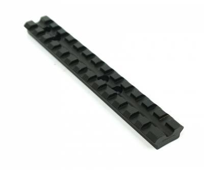 Планка Picatinny 140 мм, между отвер. 80 и 53 мм (BH-R05)