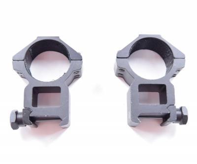 Кольца 25,4 мм быстросъемные на Weaver, средние (BH-RS26)