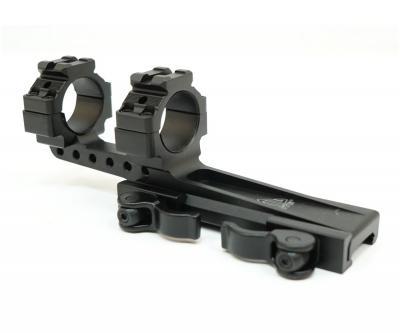 Кронштейн Leapers быстросъемный 25,4 мм на Weaver, вынос 50 мм, регулир. рычаги (M1S35070R2)
