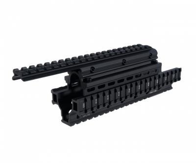Обвес Leapers UTG PRO Saiga 12 Ga Quad Rail System (MTU002)