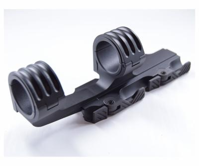 Кронштейн Canis Latrans 30/35 мм быстросъемный монолит на Weaver, с выносом (P24-0121)