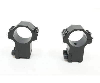 Кольца Leapers AccuShot 25,4 мм на планку 10-12 мм, высокие (RGPM-25H4)