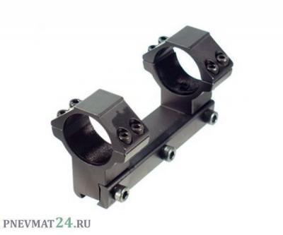 Кронштейн Leapers AccuShot 30 мм моноблок на 10-12 мм, высокий (RGPM2PA-30H4)