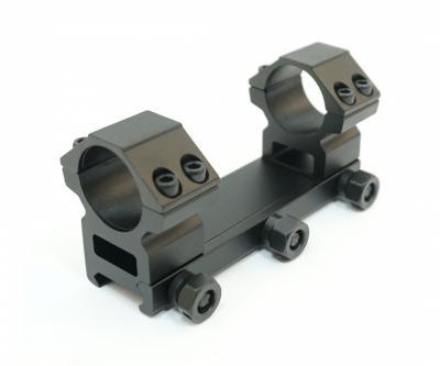 Кронштейн Leapers AccuShot 25,4 мм моноблок на Weaver, средний (RGWM2PA-25M4)