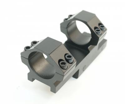 Кронштейн Leapers AccuShot 25,4 мм моноблок на Weaver, с выносом 38 мм, высокий (RGWMOFS38-25H4)