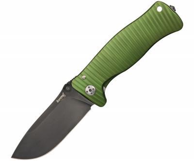 Нож складной LionSteel SR-1 Aluminium SR1A GB