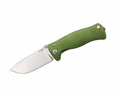 Нож складной LionSteel SR-1 Aluminium SR1A GS
