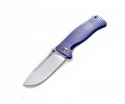 Нож складной LionSteel Titanium Mini SR2 V