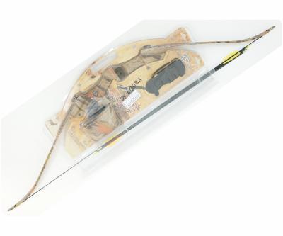 Детский рекурсивный лук Man Kung MK-RB007, 9 кг, 117 см (камуфляж)