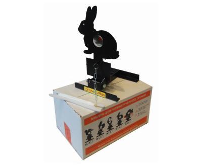 Мишень фигурная подъёмная «Заяц» Ж4, металл 3 мм