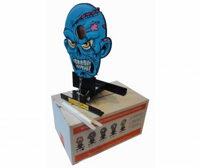 Мишень фигурная подъёмная «Зомби» Z3, металл 3 мм