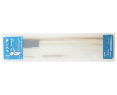 Набор для чистки Rotchi BH-CK05 кал. 6,35 мм (.25) латунный шомпол