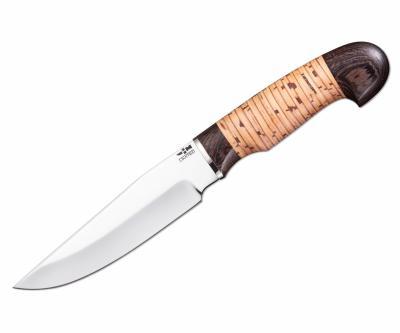 Нож ручной работы КУНИЦА (3038) порошковая сталь Элмакс