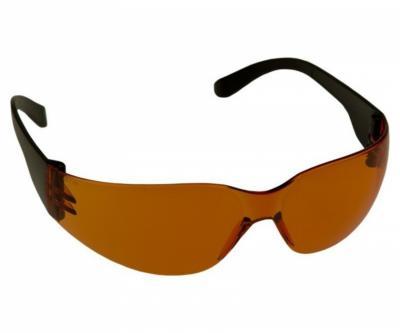 Очки стрелковые Arty 250, оранжевые линзы (1433)