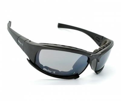 Очки защитные Daisy A.C.M X7, 4 сменные линзы (GG0033)