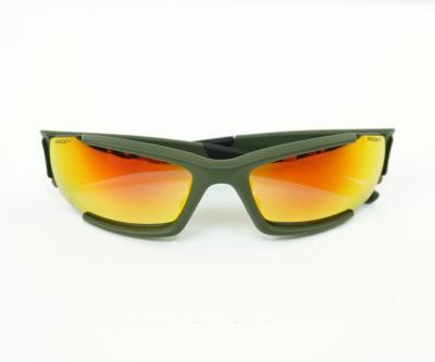 Очки защитные ESS CDI Olive, 3 сменные линзы (P24-0216)