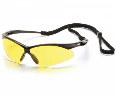 Очки стрелковые Pyramex PMXTREME SB6330SP, желтые линзы