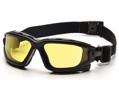 Очки тактические Pyramex I-Force SB7030SDT, желтые линзы (Anti-Fog)