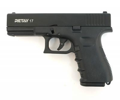 Охолощенный СХП пистолет Retay 17 (Glock) 9mm P.A.K