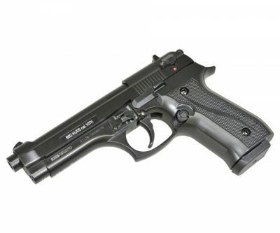 Охолощенный СХП пистолет B92-СО Kurs (Beretta) 10ТК, черный матовый