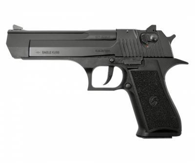 Охолощенный СХП пистолет (Desert) Eagle-СО Kurs, 10ТК